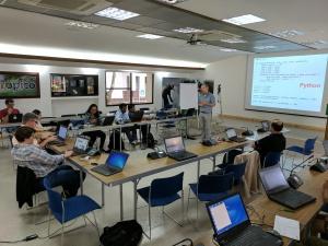 Crash Course: Programming for Geospatial Analysis (Robert Hijmans, UC Davis)
