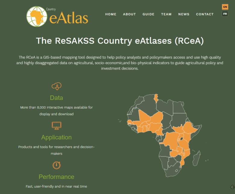 ReSAKSS Country eAtlases